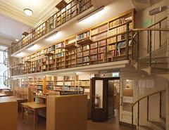Carolina Rediviva reading room A