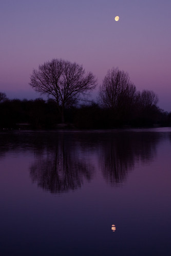 morning light moon reflection tree weather thames sunrise dark early explore oxford oxfordshire