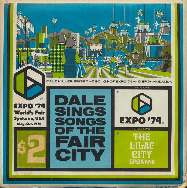 Dale Miller Sings Songs of the Fair City - Expo '74