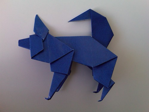 Paper Dog 8 Photos | Paper dog | 509