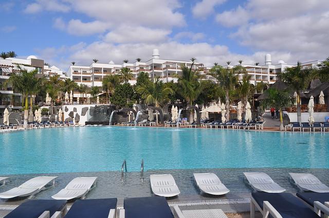Hotel Hesperia Dorada Playa Blanca