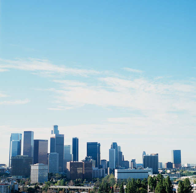 Downtown Los Angeles, I Do Love My City