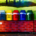 recycle by artland