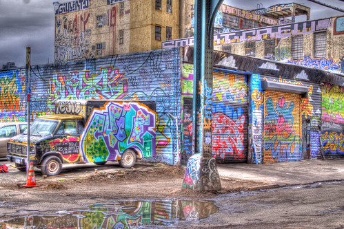 I Give You 5 Pointz