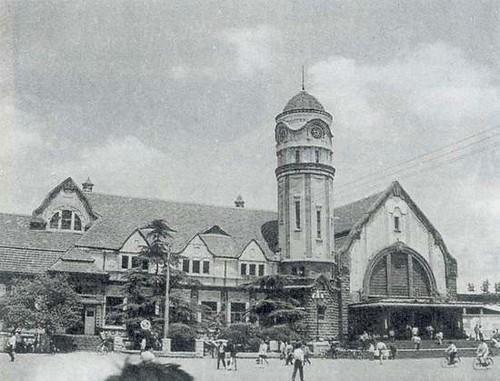 济南老火车站