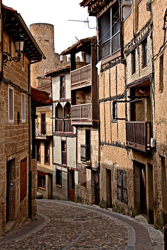 Calles de Frías/Streets of Frias
