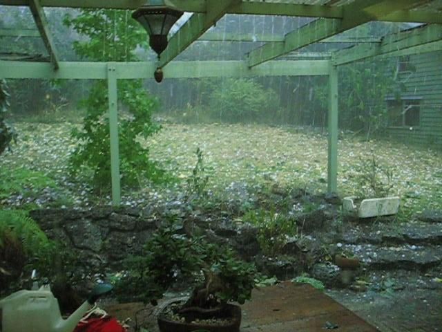 Hail Storm video