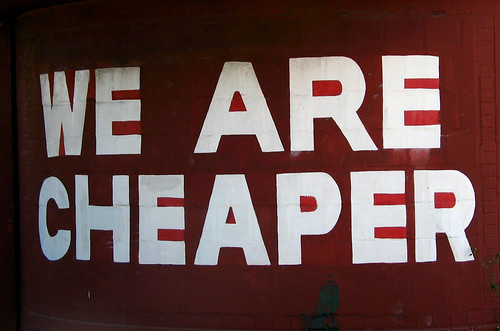 We Are Cheaper Discount HiFi Storefront