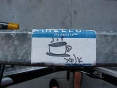 Bike Rack Communicator