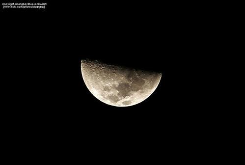 Half Moon @ Skudai