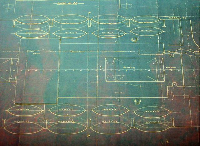 titanic blueprint