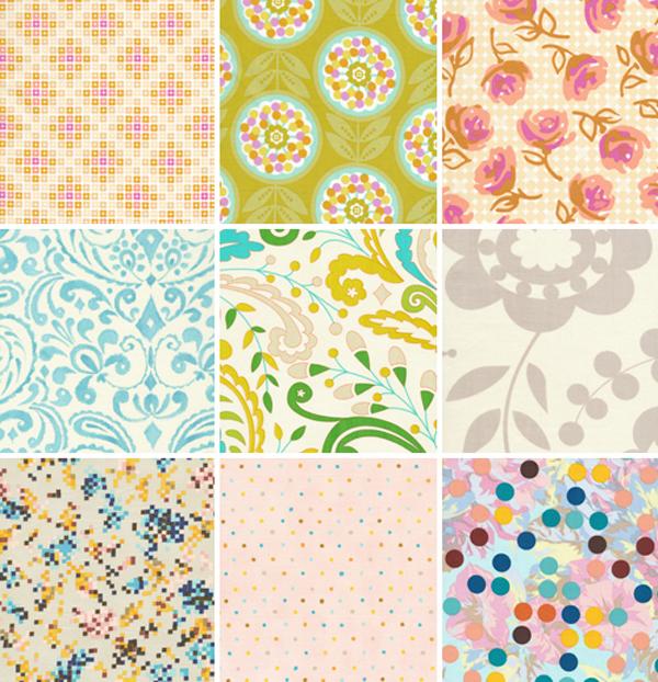 Free Spirit fabrics | Emma Lamb