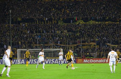Copa Libertadores de America 2011 | Peñarol - Santos | 110616-7086-jikatu