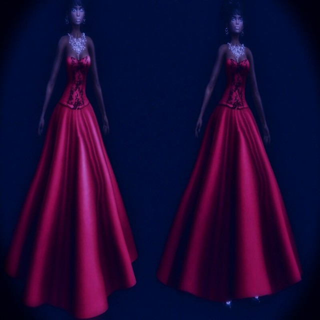 Glamora: Sweetheart Gown