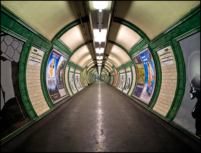 2083 Tube Tunnel