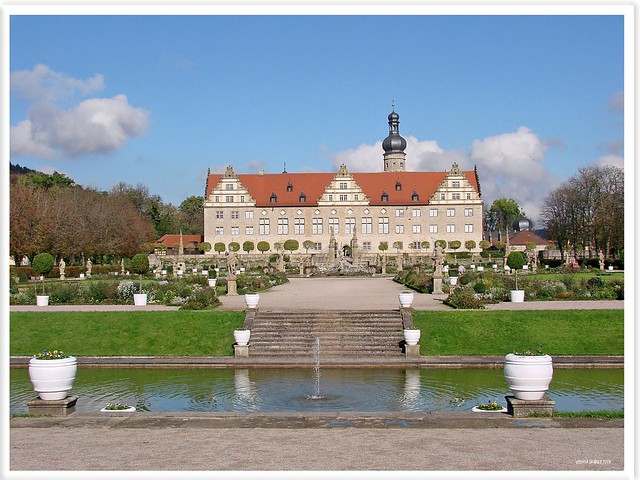 Schloss Weikersheim/Germany