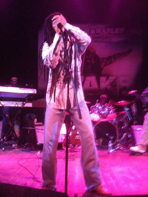 Julian Marley - Uprising (Good People)