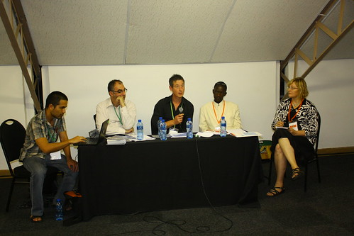 Roundtable session, 4th World Summit on Arts & Culture