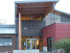 Seattle Public Library, Broadview branch