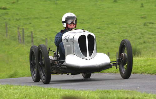 Austin 7 Shelsley Special