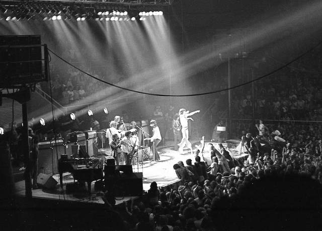 Rolling Stones, Charlotte (1972)