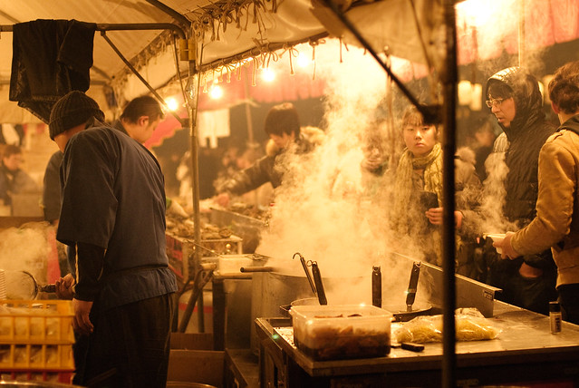 Photo:Demise (Yatai) (2010 new year) By Giyu (Velvia)