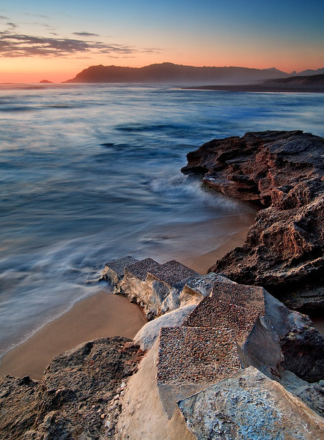 Sedgefield South Africa: Staircase to Heaven | Flickr Photo ...