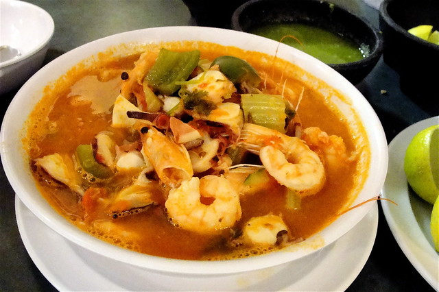 mixed seafood soup | Flickr - Photo Sharing!