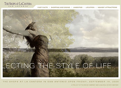 The Shops at La Cantera Website ()