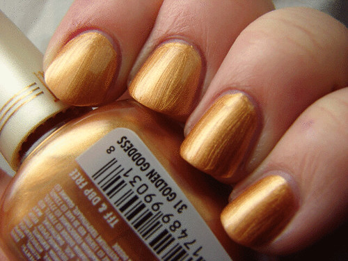Milani Golden Goddess