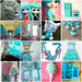 Things I love Thursday: Turquoise things! by BlythePonytailParades
