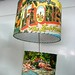 Vintage Graphic Lamp Shades by Mod Betty / RetroRoadmap.com