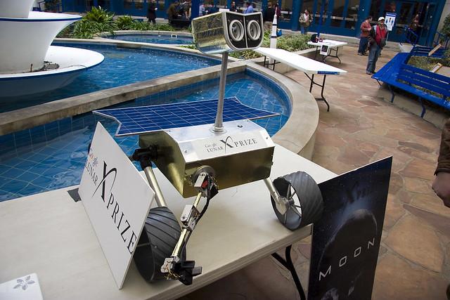 4333 Google Lunar XPrize Rover