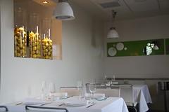 Sala del Restaurante La Pera Limonera