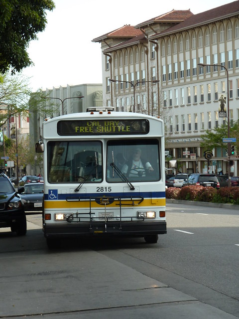 Cal Day Free Shuttle