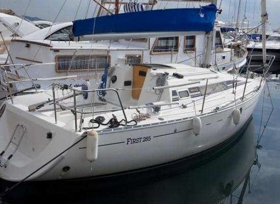Yacht Images: BENETEAU FIRST 285 1990. Provence Côte D'azur, France