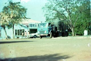 Frewena Roadhouse in October 1976