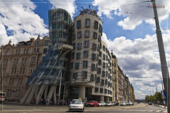 Dancing House by Frank Ghery