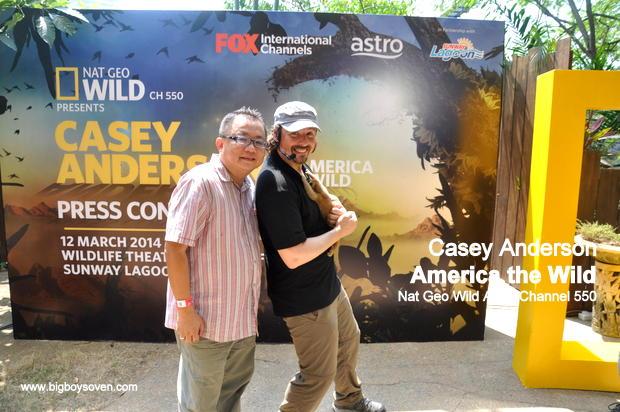 Casey Anderson America the Wild 2