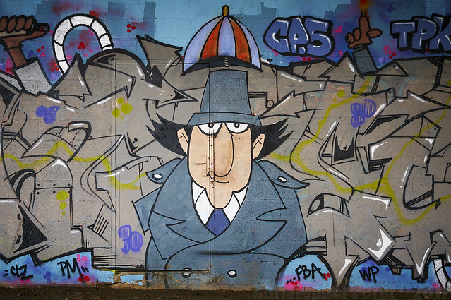Graffiti ~ Paris