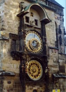Horloge de l'hotel de ville