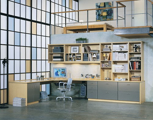 Creative Studies And Studios Designs In Lofts Loft