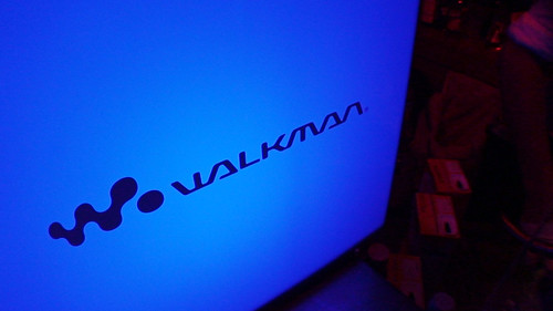 Sony Walkman Promo Party