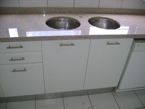 Hgalo Usted Mismo - Cmo instalar un lavaplatos empotrado?