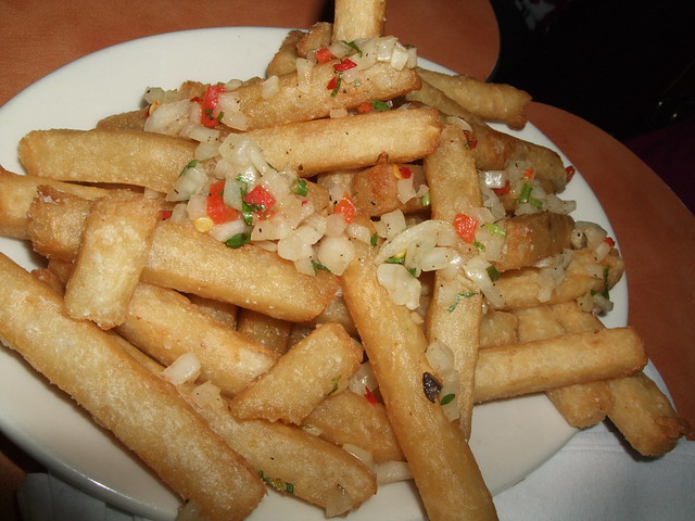 Yuca Fries | Flickr - Photo Sharing!