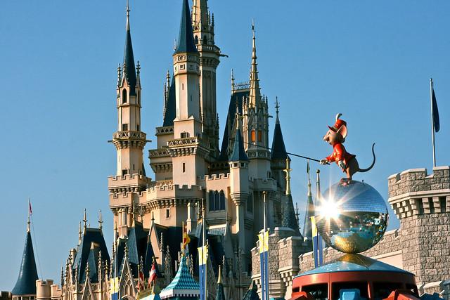 Tokyo Disneyland - Sun Flare Timothy