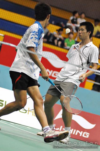 Li Ning Badminton Shoes Saga Review