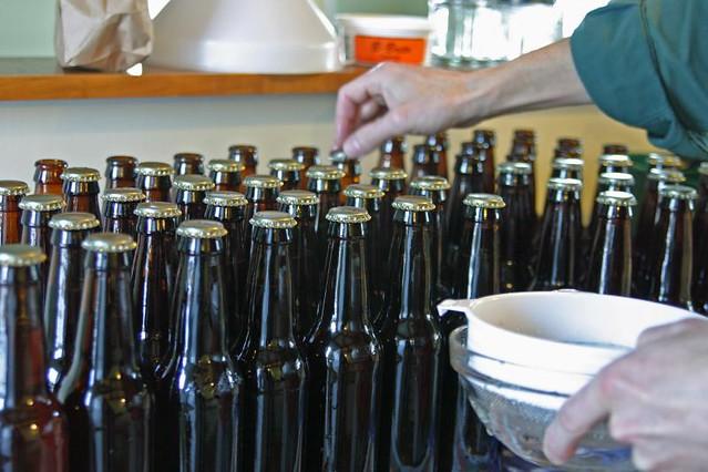 Homebrew Keg vs Bottling
