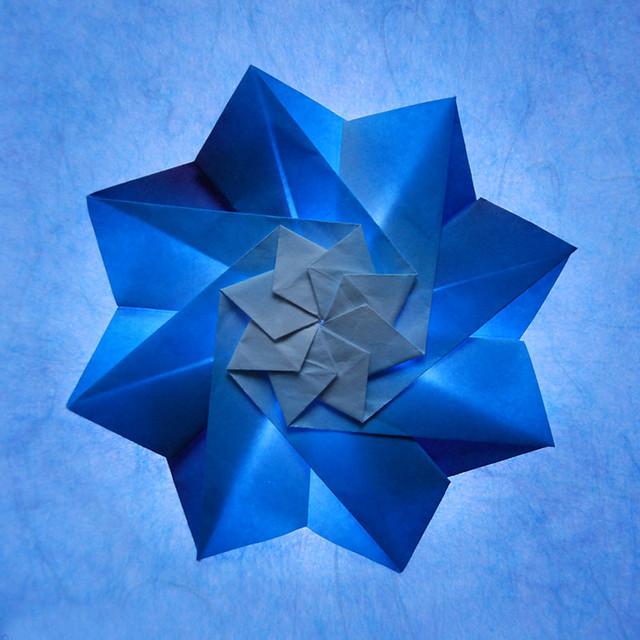 Star Flower By Tomoko Fuse