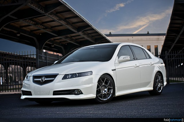 TLS Under Body Spoiler Sides And Rear On TL AcuraZine - 2005 acura tl type s specs